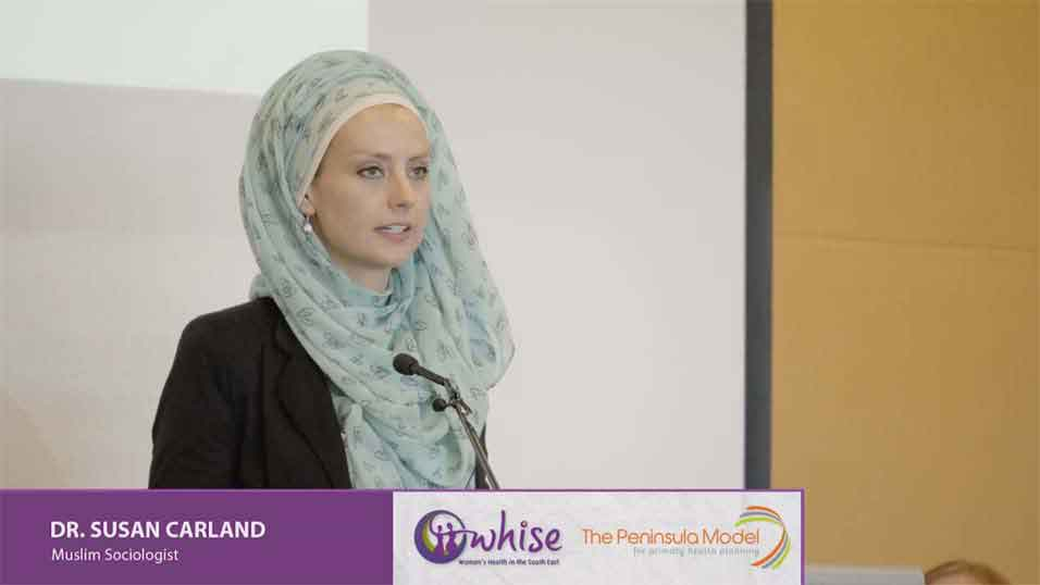 Susan Carland – Presenter Video