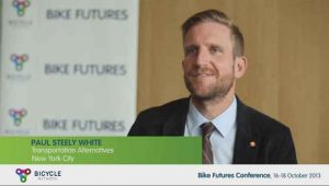 Bike Futures - Paul Steely White Interview