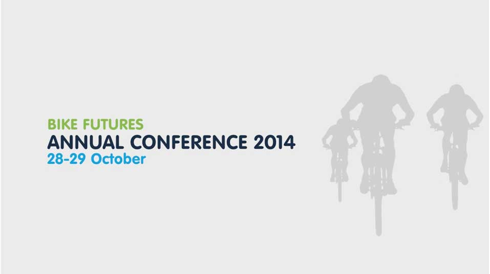 Bike Futures Conference 2014 – Promotional Video