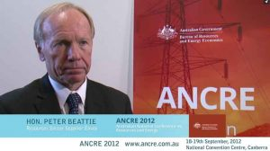 Peter Beattie Interview ANCRE Conference
