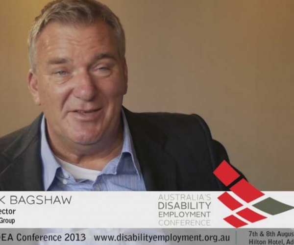 Dr Mark Bagshaw Interview DEA