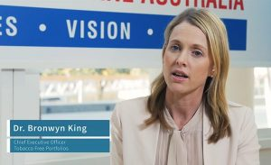 Event Interview Video - Dr Bronwyn King